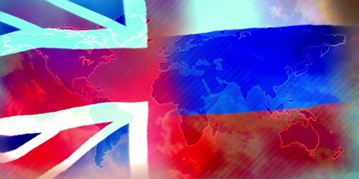 Russia Retaliates For British Retaliation, Kicking 23 British Diplomats Out