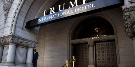 Judge Allows Emoluments Clause Case Against Trump To Go Forward