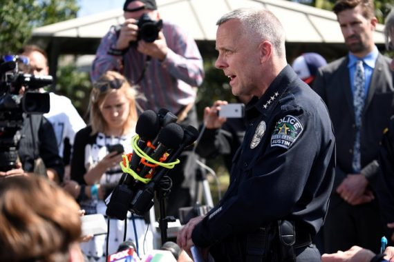 Austin Package Bomb Explosion Fourth This Month