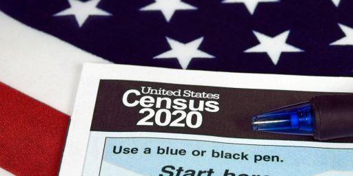 "Census Bureau Announces Plan To ""Cross-Check"" Responses To Citizenship Question"