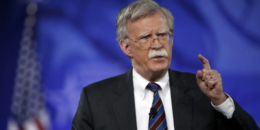 Trump's Selection Of John Bolton Has The World Rightfully Concerned