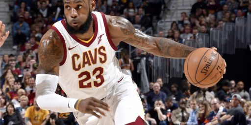 LeBron James Breaks Yet Another Record