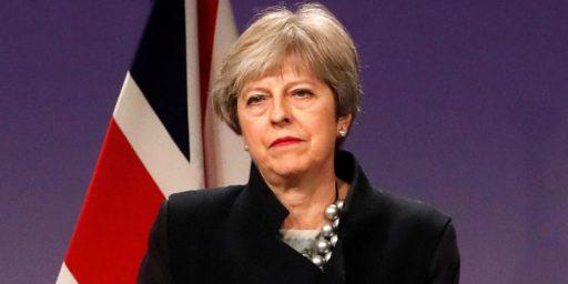 UK Retaliates for Russian Nerve Agent Attack
