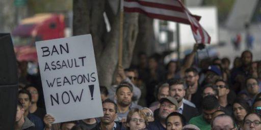 Federal Judge Upholds Massachusetts Assault Weapons Ban