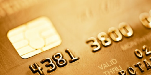 The End Of The Credit Card Signature