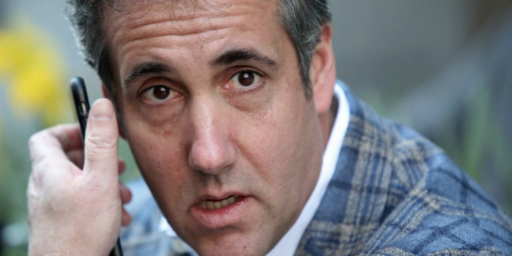 Donald Trump Is Clearly Worried That Michael Cohen Might Flip