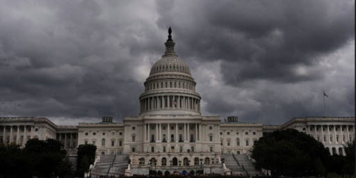 The Midterm Storm Clouds Are Gathering For The GOP