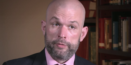 Kevin Williamson Doesn't Want Women Murdered and Doesn't Belong at The Atlantic