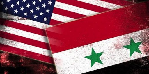 US, UK, and France Bomb Syria to Send Some Sort of Message about Chemical Weapons